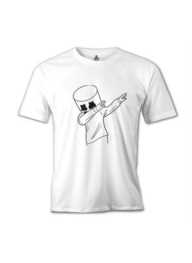 Lord Tshirt Marshmallow - Xx Beyaz Erkek Tshirt Beyaz